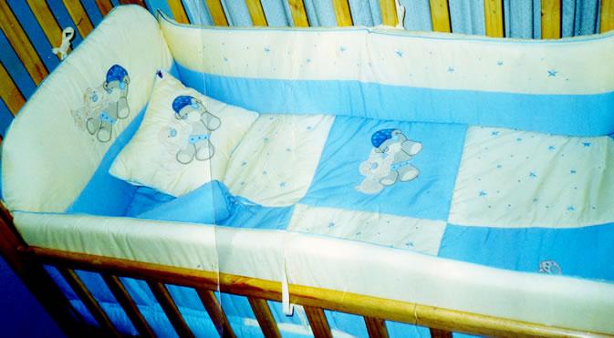 Ajuares De Cuna Para Bebes Ni 241 Os Per 250 Ajuar De Cuna Para