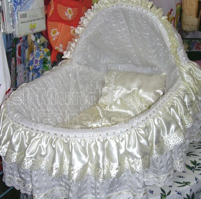 Decorar moises para beb paso paso imagui - Decorar cestas de mimbre paso a paso ...